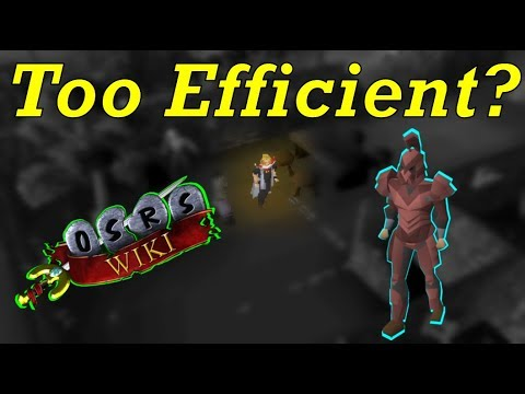 Does Efficiency RUIN Runescape? Why Ironman is the solution - OSRS / RS3