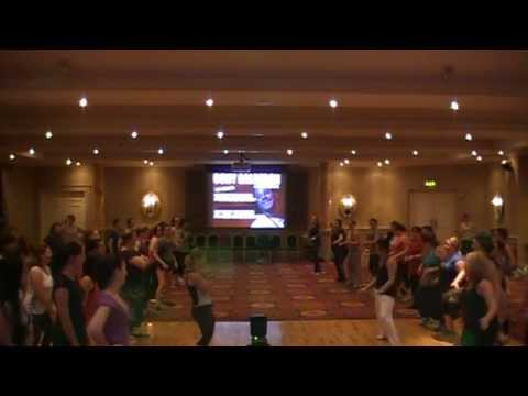 Live Music Zumba Party - Galway 2013
