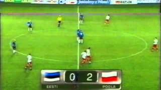 Estonia 1:2 Poland 2003