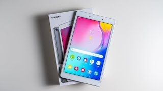 Samsung Galaxy Tab A 8.0 2019 SM-T290 Unboxing & Hands On