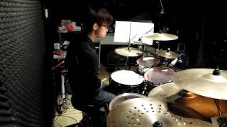 星空 - 五月天 Drum cover by Rex