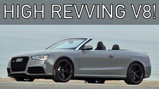 Audi RS5 Cabriolet 2014 Videos