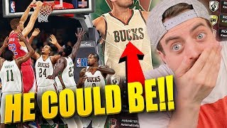 Is He The MISSING Piece To Become A TITLE CONTENDER?! NBA 2K15 Bucks MyGM #5