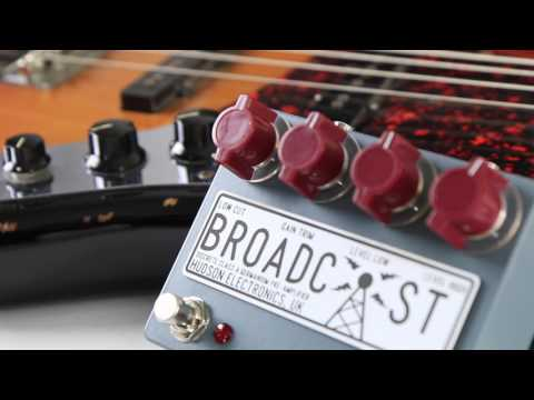 Hudson Electronics Broadcast on Bass