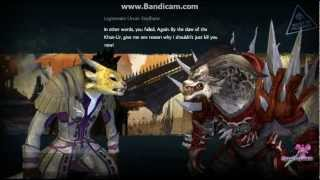 Guild Wars 2: Charr [Time For A Promotion]