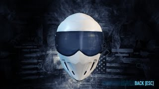 [Payday 2] - Car Shop Heist - Gone In 240 Seconds Achievement - (The Tids Mask)