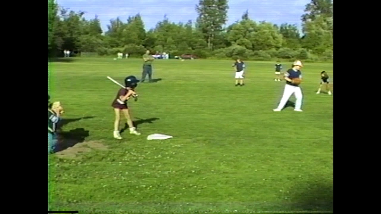Rouses Point - Mooers Ghopper Softball  7-16-87
