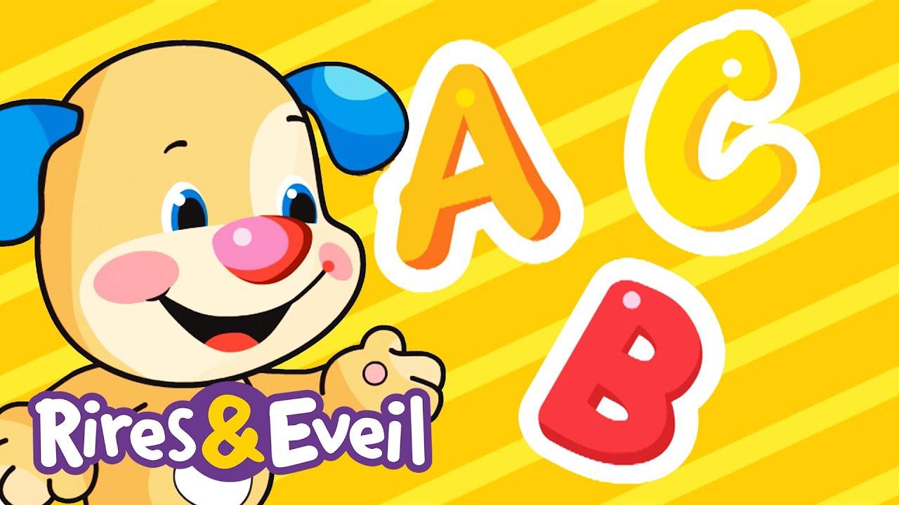 Canson de ABC - Dessin Animé Enfant | Fisher-Price® Rires & Éveil™