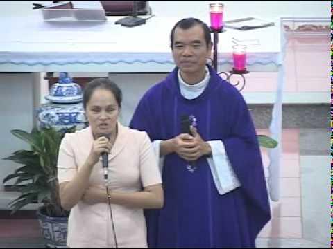 Video 3 bai giang kinh long thuong xot chua tai gx bac doan ngay 04 04 2011