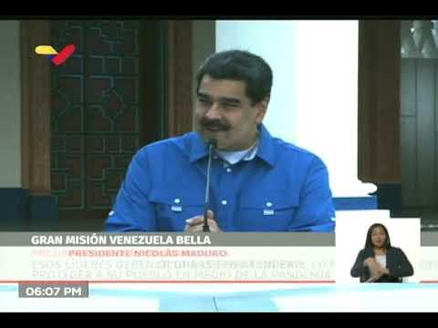 Reporte Coronavirus Venezuela, 15/04/2020: Cuatro nuevos casos informa el Pdte Maduro, van 197