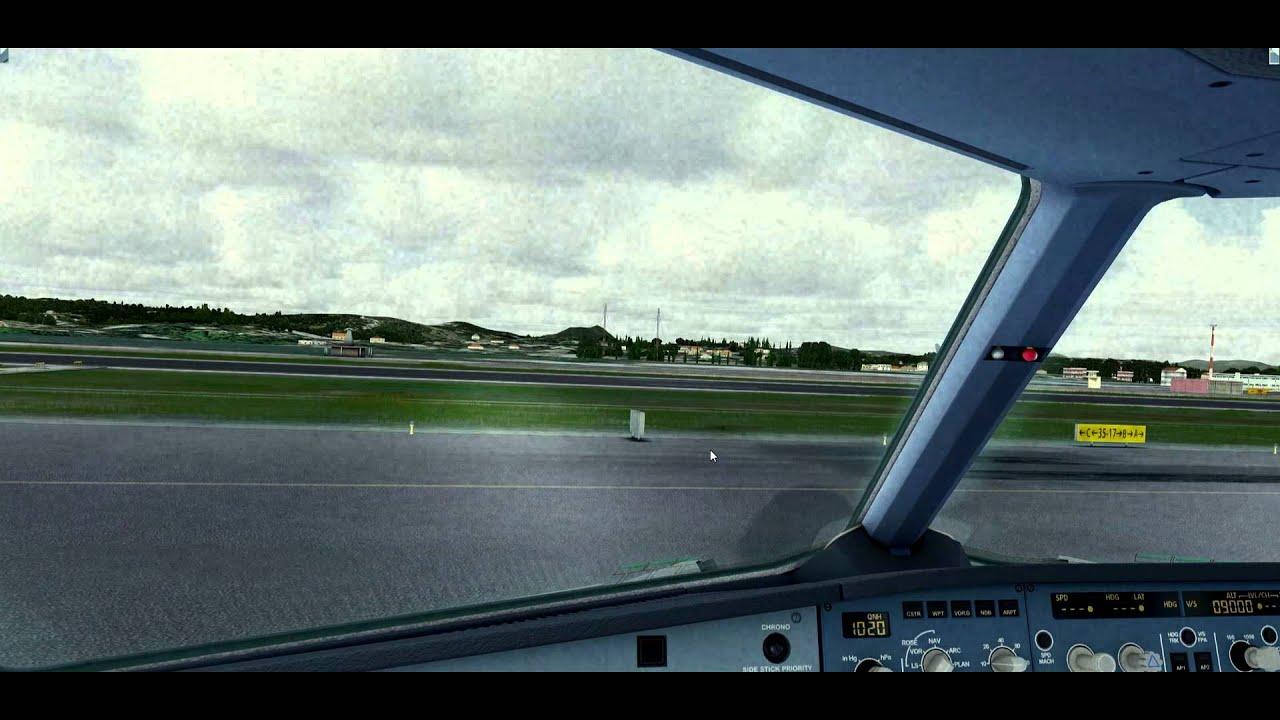 Aerosoft A320 CFM from Blue Sky Star Simulations - Hangar