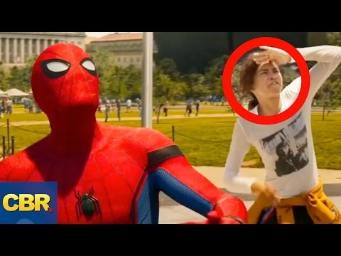 Thumbnail: 10 Failed Superhero Relationships They Don't Want You To Know!