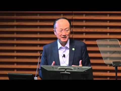 "Jim Yong Kim: ""Ending Poverty: How Health and Innovation Can Lead the Way"""