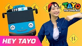 Tayo Lagu Pembukaan Versi Tarian l lagu untuk anak-anak l Tayo Bus Kecil