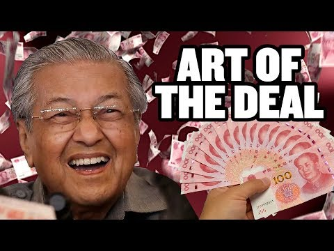 Malaysia Made China Give Discount on Belt and Road | Mahathir Mohamad vs CCP | China Uncensored