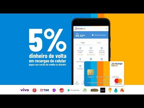 RecargaPay - Recarga de Celular, Pagar Contas e Bilhete Único