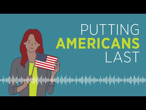 It's America Last For Biden's Radical Immigration Agenda | Lora Ries on The David Webb Show