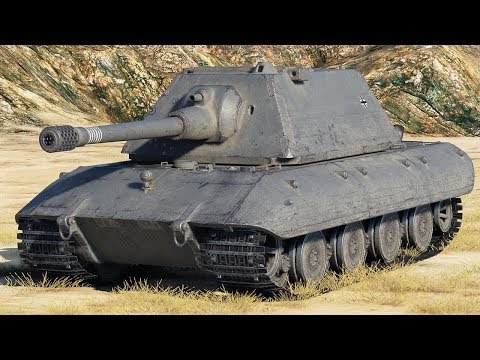 World of Tanks E100 - 8 Kills 10,4K Damage