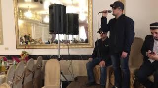 Магомед муртазалиев и Ахмед муртазалиев на свадьбе в городе кизилюрт В зале Рубин