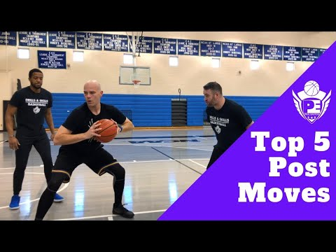 Top 5 Post Moves