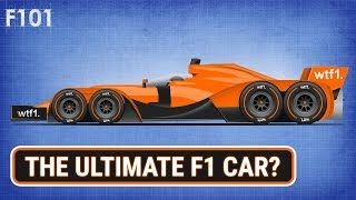 What Would The Ultimate F1 Car Look Like?
