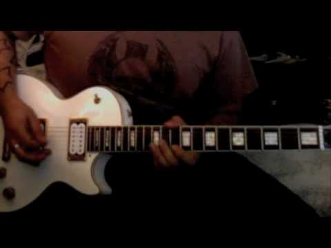 Slash – Ghost feat Ian Astbury  (guitar cover FULL song)