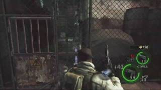 Resident Evil 5: Desperate Escape - Shoot the Messenger Guide