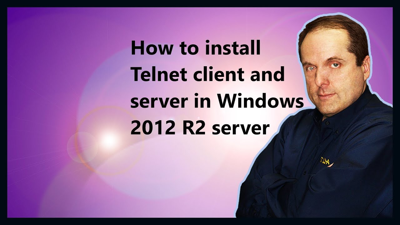 how to enable hyperterminal in windows 2008 server