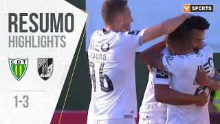 Highlights   Resumo: Tondela 1-3 Vitória SC (Liga 19/20 #6)