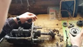 видео Ремонт КПП ВАЗ 2107