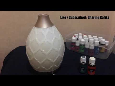 DESERT MIST diffuser Young Living (BAHASA INDONESIA)