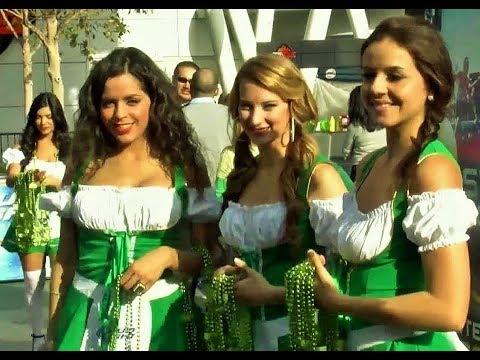 St. Patrick's Day Parade! White Plains, New York