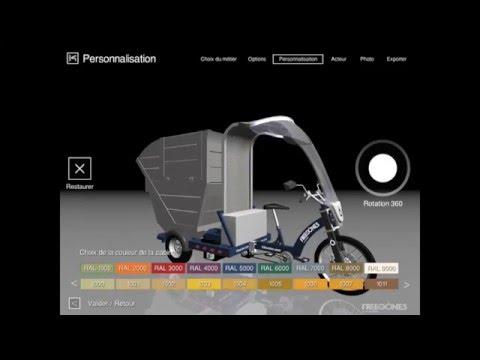 Virdys Studio - Configurateur 3D Kleuster