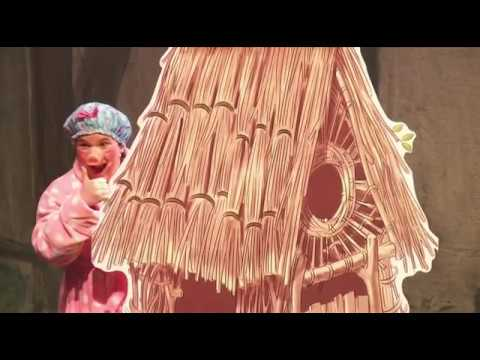 Renmore Pantomime 'Little Red Riding Hood' 2017