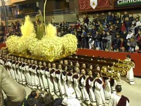 video de la semana santa de lorca: