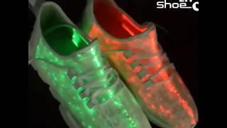 TheLitShoe | Original Fully Light Up Fiber Optic Shoe