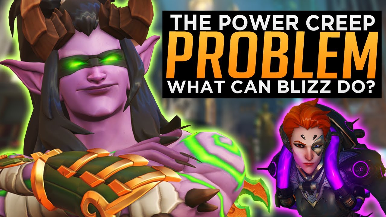 Overwatch: The Power Creep Problem - What Can Blizzard Do? thumbnail