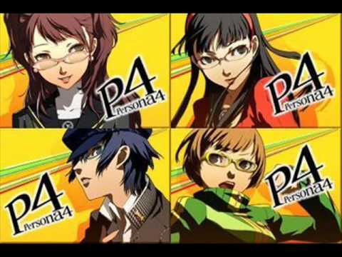 persona psp-level up music (tyo project)