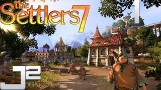 The Settlers 7 - Pretty Pretty Princess - Part 1 Gameplay