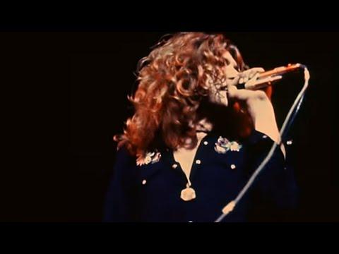 Led Zeppelin - Whole Lotta Love (Live Video)