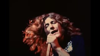 Led Zeppelin - Whole Lotta Love (Live Video)