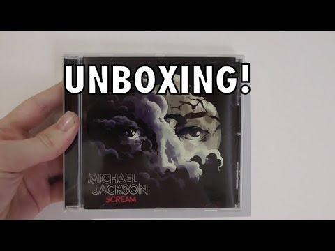 Michael Jackson Scream Album - Unboxing!