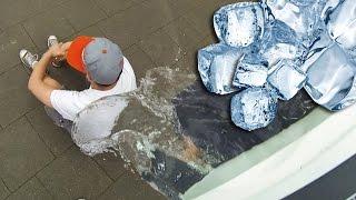 Ice Bucket Challenge - Prank