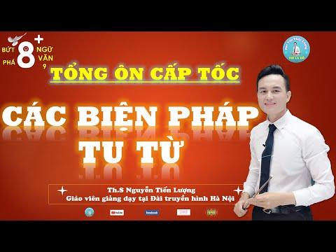 Ôn tập nhanh các bài hùng biện tiếng Việt   Học Văn thầy Lương