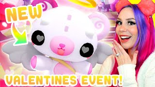 VALENTINES DAY EVENT! NEW Pets, Items and MORE! Roblox Overlook Bay Update!