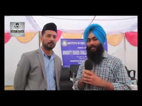 muslim kadia abdula ji talking about minority nation problems and issu