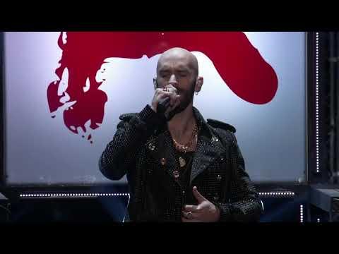 Machine gun kelly, Ambassadors &  Bebe Rexha -Home (Live)