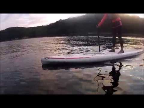 What'SUP at Summersville Lake: BIC SUP BOARDS