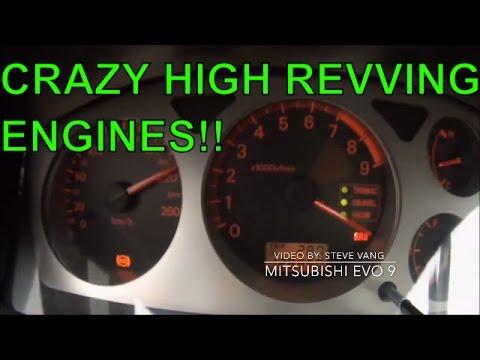 🍭 Crazy High Revving Engines!