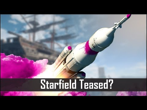 Bethesda Teases A BIG New Game, But is it Starfield?: Bethesda E3 News and Leaks